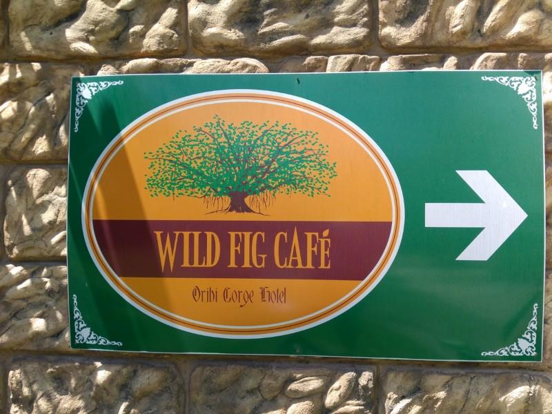 Wild-Fig-Cafe-Oribi-Gorge-Hotel-Schild