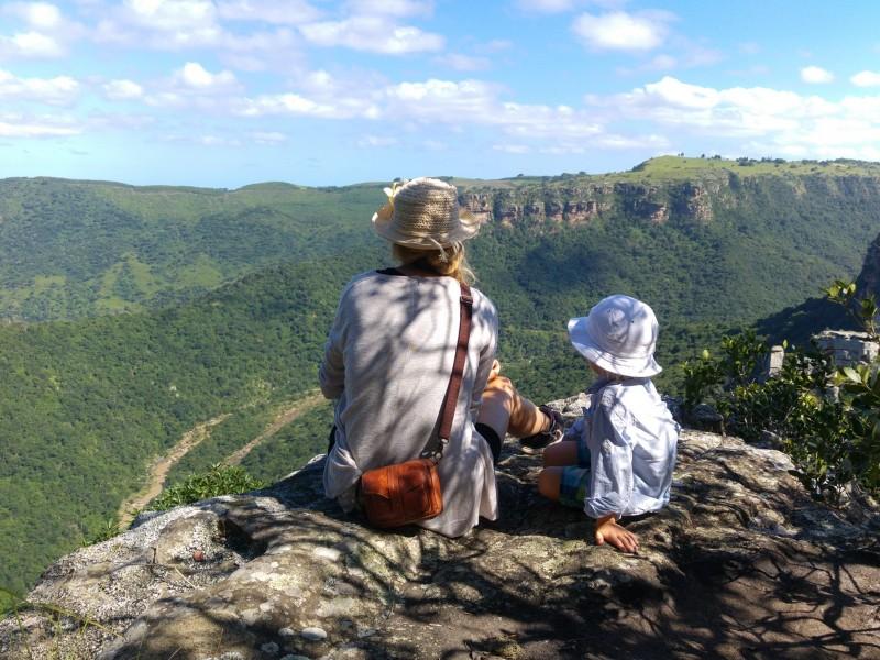 Suedafrika-Oribi-Gorge-Aussichtsfelsen