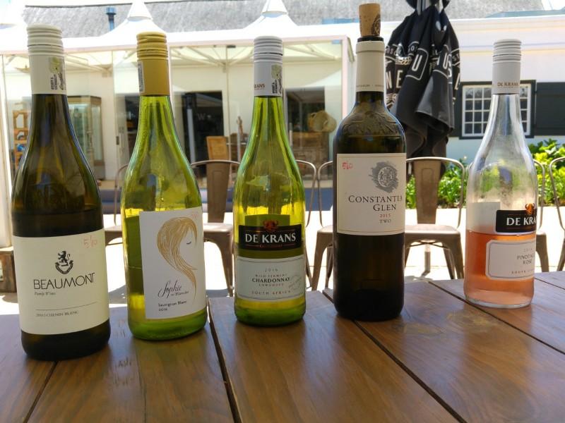 Suedafrika-Stellenbosch-Weltevreden-Estate-Weinverkostung