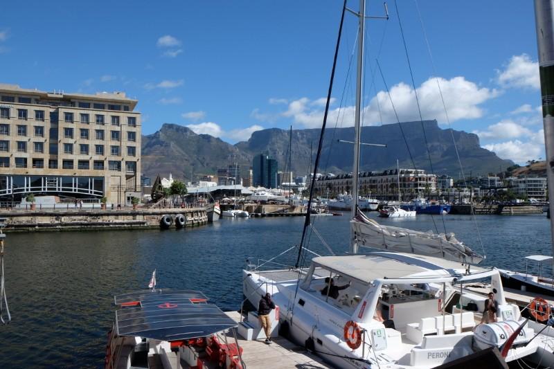Suedafrika-Kapstadt-VA-Waterfront