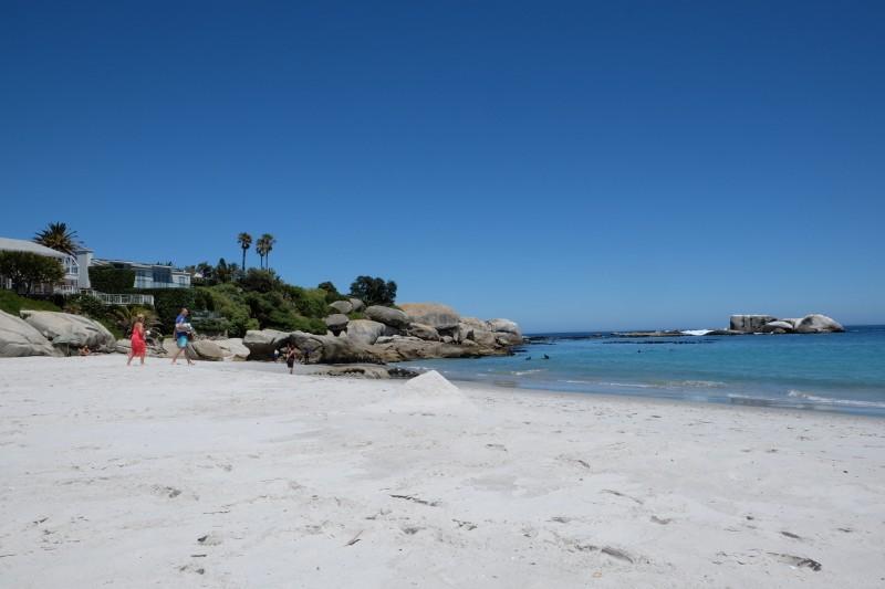 Suedafrika-Kapstadt-Clifton-Beach-2