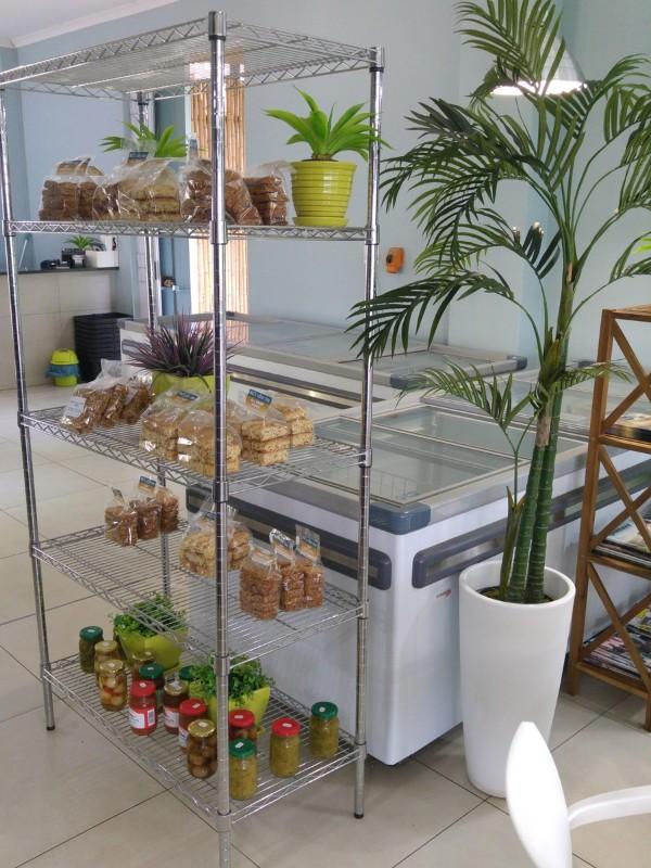 Suedafrika-Margate-KCs-Coffee-Shop-Verkauf