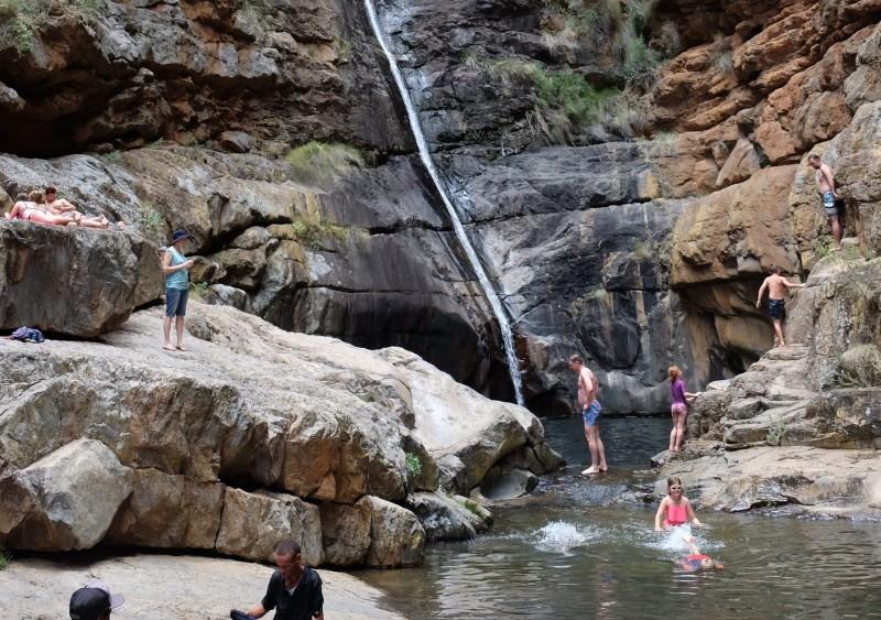 Suedafrika-Meiringspoort-Wasserfall-1