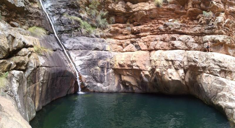 Suedafrika-Meiringspoort-Wasserfall-2