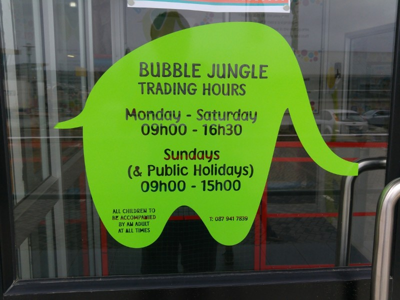 Suedafrika-East-London-Bubble-Jungle-Play-Center-12