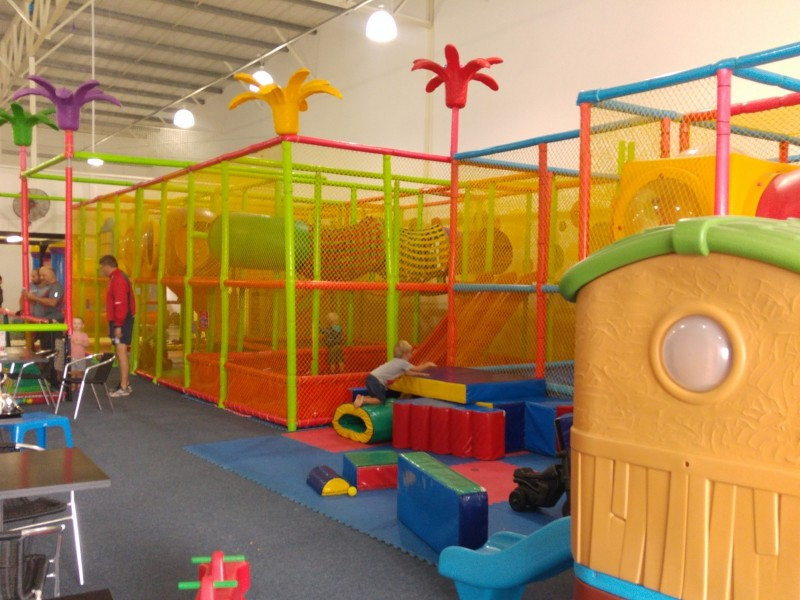 Suedafrika-East-London-Bubble-Jungle-Play-Center-2