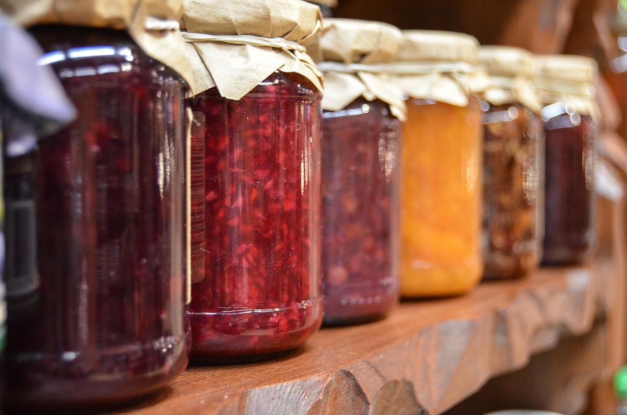 Ideen zum Geld verdienen während der Elternzeit - Marmelade verkaufen