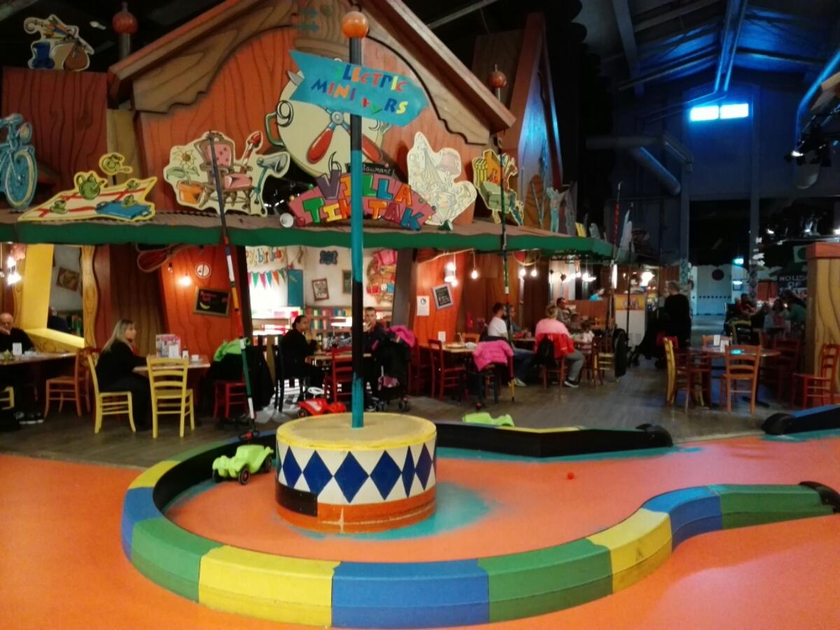 Erfahrungen im Center Parc - ein Tobe-Urlaub für Kleinkinder